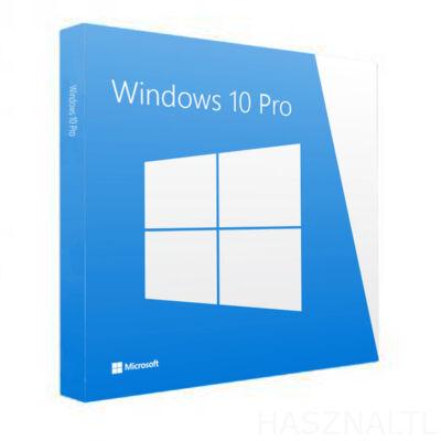 Refurbished Windows 10 Professional 32/64bit Csak a nálunk vásárolt használt számítógépekhez