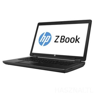 Hp Zbook 15 Workstation felújított használt laptop