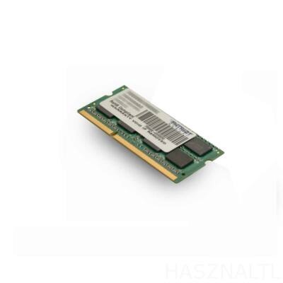 8GB DDR3 notebook RAM (memória) bővítés