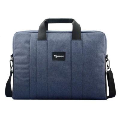 """SBOX Budapest kék15,6"""" laptop táska"""