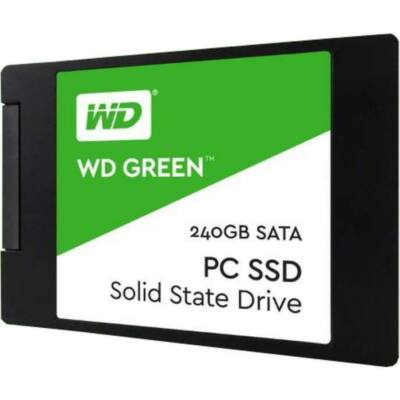Western Digital Green SSD 240GB SSD meghajtó