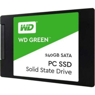 Western Digital Green SSD 240GB SSD meghajtó