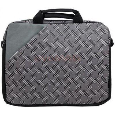 """SBOX Paris 15,6"""" szürke laptop táska"""