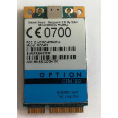Fujitsu 3G kártya GMT382