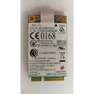 Qualcomm Gobi2000 3G kártya