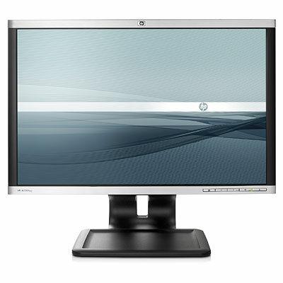 """HP LA2205wg fekete-ezüst használt monitor 22"""""""