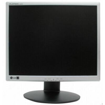 """LG L1942PK-SS ezüst-fekete használt monitor 19"""""""