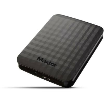Maxtor M3 Portable 500GB külső winchester