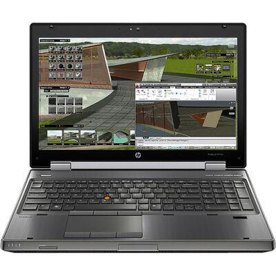 Hp 8770W Workstation felújított használt laptop