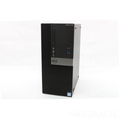 Dell OptiPlex 7040 Toronyházas felújított használt pc garanciával