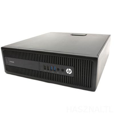 HP ProDesk 600 G2 SFF felújított használt PC garanciával