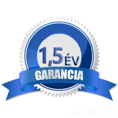 Garancia kiterjesztés 1,5 évre