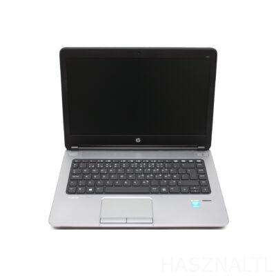 Hp ProBook 640 G1 felújított használt laptop webkamerával