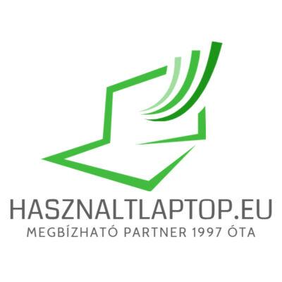 """Kék, vászon laptop táska 15,6"""" és 14"""" -os laptopokhoz"""