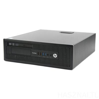 HP Compaq 800 G1 Elite SFF felújított használt pc