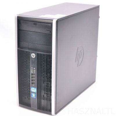 HP Compaq 6200 Elite CMT felújított használt pc