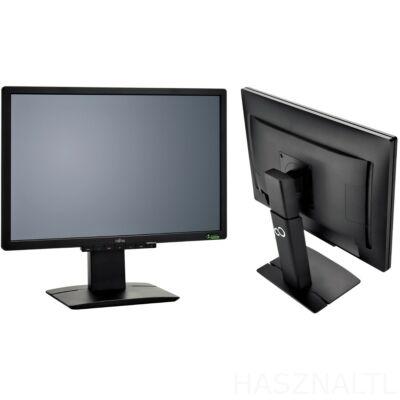 """Fujitsu B22W-6  22"""" fekete használt LED monitor"""