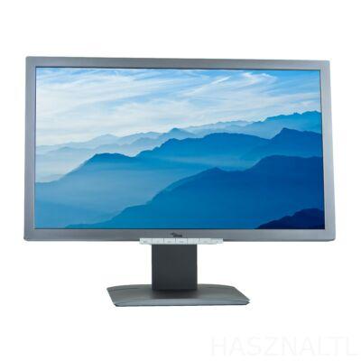 """Fujitsu P27T-6 IPS 27"""" 2560x1440 fehér használt monitor"""